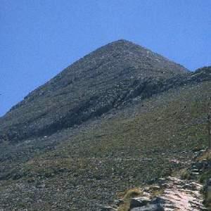 Η πυραμίδα του Ταϋγέτου