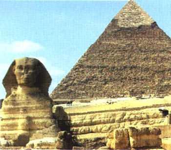 Τα μυστήρια των Πυραμίδων