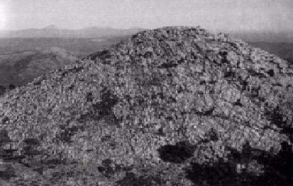 Το βουνό της Πεντέλης